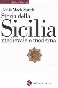 Storia della Sicilia mediev...