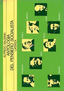 Filmarelalterita.it Antologia del pensiero socialista. Cofanetto Image