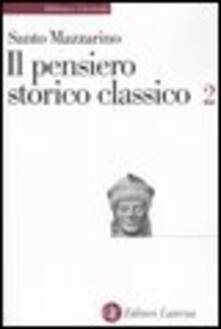 Il pensiero storico classico. Vol. 2.pdf