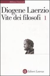 Vite dei filosofi. Vol. 1: Libri 1-7.