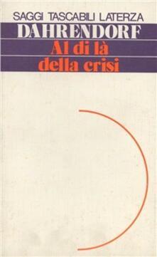 Filippodegasperi.it Al di là della crisi Image