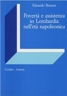 Tegliowinterrun.it Povertà e assistenza in Lombardia nell'età napoleonica Image
