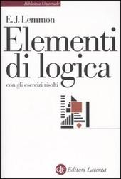 Elementi di logica. Con gli esercizi risolti