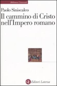 Associazionelabirinto.it Il cammino di Cristo nell'impero romano Image