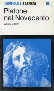 Winniearcher.com Platone nel Novecento Image
