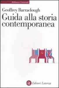 Libro Guida alla storia contemporanea Geoffrey Barraclough