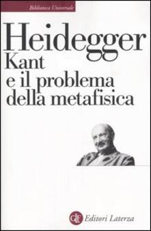 Voluntariadobaleares2014.es Kant e il problema della metafisica Image