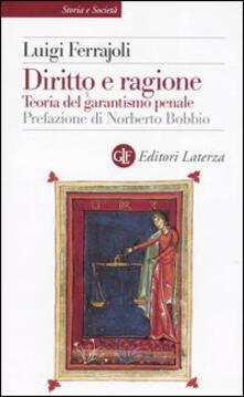 Fondazionesergioperlamusica.it Diritto e ragione. Teoria del garantismo penale Image