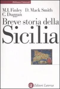 Libro Breve storia della Sicilia Moses I. Finley , Denis Mack Smith , Christopher J. Duggan