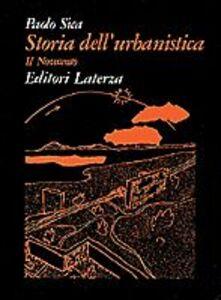 Storia dell'urbanistica. Vol. 3: Il Novecento.