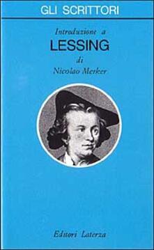 Introduzione a Lessing - Nicolao Merker - copertina