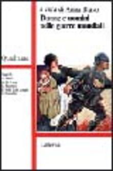 Collegiomercanzia.it Donne e uomini nelle guerre mondiali Image