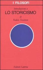 Introduzione a «Lo storicismo»