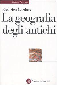 La geografia degli antichi