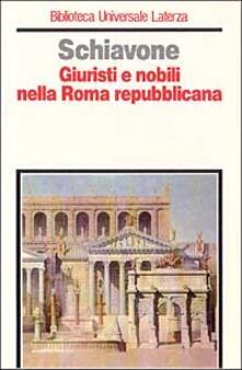 Giuristi e nobili nella Roma repubblicana.pdf