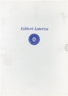 Storia dell'urbanistica. Il Medioevo - Enrico Guidoni - copertina