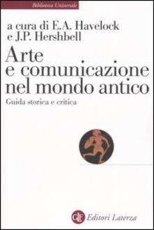 Squillogame.it Arte e comunicazione nel mondo antico. Guida storica e critica Image