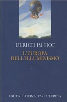 Writersfactory.it L' Europa dell'illuminismo Image