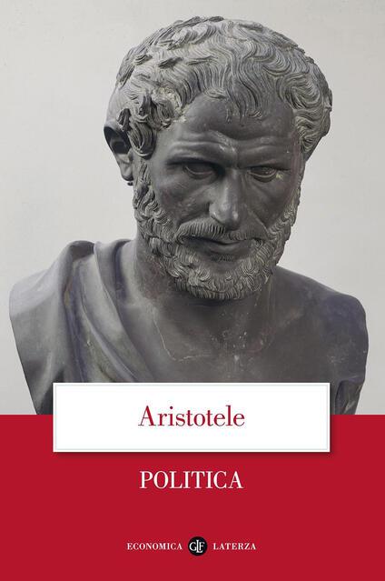 Politica - Aristotele - copertina