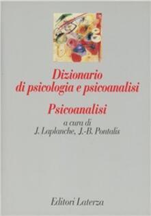 Psicologia. Dizionario enciclopedico - Rom Harré,Roger Lamb - copertina