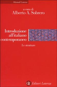 Parcoarenas.it Introduzione all'italiano contemporaneo. Vol. 1: Le strutture. Image