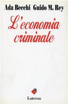Grandtoureventi.it L' economia criminale Image