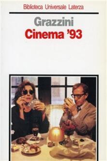 Librisulladiversita.it Cinema '93 Image