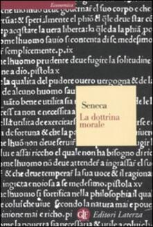 La dottrina morale - Lucio Anneo Seneca - copertina