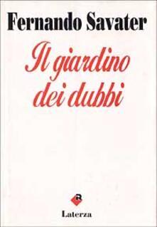 Il giardino dei dubbi. Lettere tra Voltaire e Carolina de Beauregard - Fernando Savater - copertina