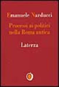 Processi ai politici nella Roma antica