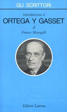 Winniearcher.com Introduzione a Ortega y Gasset Image