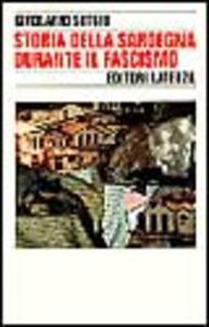 Storia della Sardegna durante il fascismo