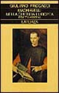 Machiavelli nella cultura europea dell'età moderna