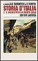 Storia d'Italia. Vol. 2: Il nuovo Stato e la società civile (1861-1887).