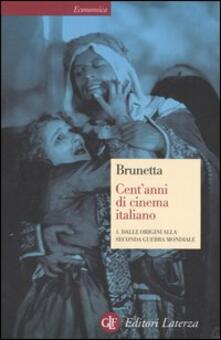 Steamcon.it Cent'anni di cinema italiano. Vol. 1: Dalle origini alla seconda guerra mondiale. Image