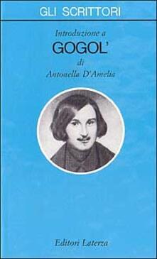Cocktaillab.it Introduzione a Gogol' Image