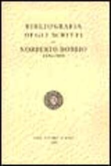 Daddyswing.es Bibliografia degli scritti di Norberto Bobbio (1934-1993) Image