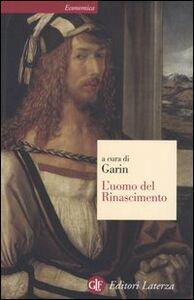 Libro L' uomo del Rinascimento