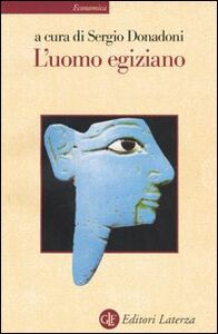 Foto Cover di L' uomo egiziano, Libro di  edito da Laterza