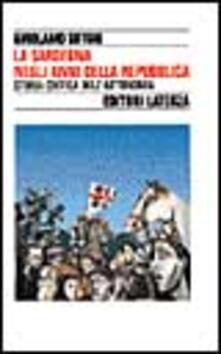 Camfeed.it La Sardegna negli anni della Repubblica: storia critica dell'autonomia Image