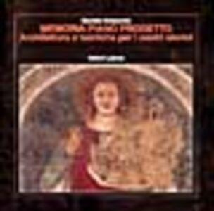 Foto Cover di Memoria piano progetto. Architettura e tecniche per i centri storici, Libro di Maurizio Bradaschia, edito da Laterza