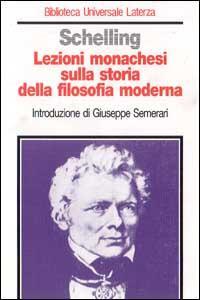 Lezioni monachesi sulla storia della filosofia moderna
