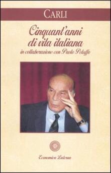 Winniearcher.com Cinquant'anni di vita italiana Image