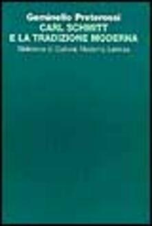 Squillogame.it Carl Schmitt e la tradizione moderna Image