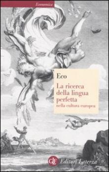 Winniearcher.com La ricerca della lingua perfetta nella cultura europea Image