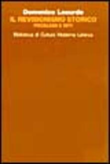 Il revisionismo storico. Problemi e miti.pdf