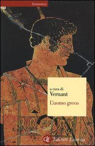 Libro L' uomo greco