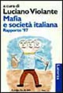 Listadelpopolo.it Mafia e società italiana. Rapporto '97 Image