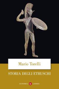 Libro Storia degli etruschi Mario Torelli