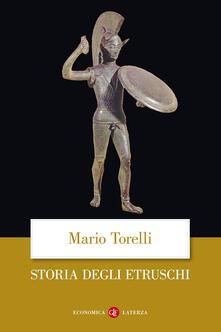 Librisulrazzismo.it Storia degli etruschi Image